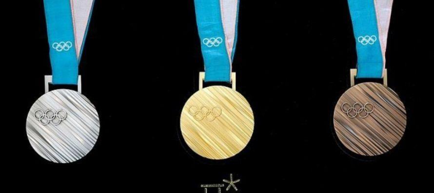 Медальный зачет Олимпиады-2018 в Пхёнчхане: итоговая таблица