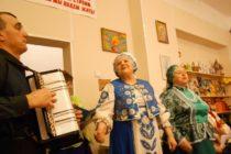В Бийском городском обществе инвалидов «Содействие» отметили Масленицу