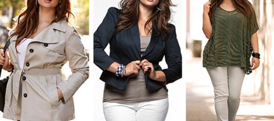 Особенности выбора одежды больших размеров