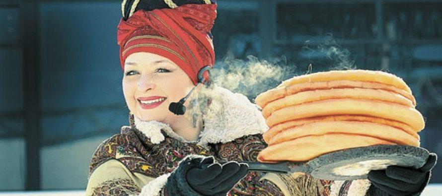 Бесплатные блины раздадут на Масленицу в парке Барнаула