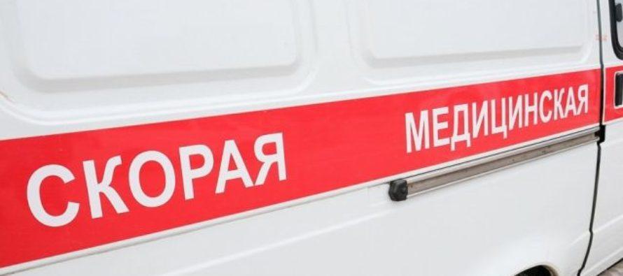 Водитель и маленький ребенок пострадали в массовом ДТП в Барнауле