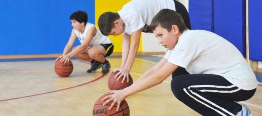 На школьные спортзалы и спортклубы в Алтайском крае выделили 45 млн руб.