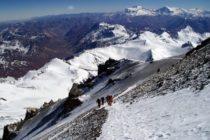 Альпинистка из Барнаула покорила одну из самых высоких точек мира