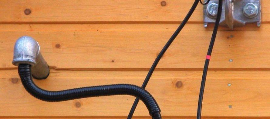 Как правильно проложить и подключить силовой кабель