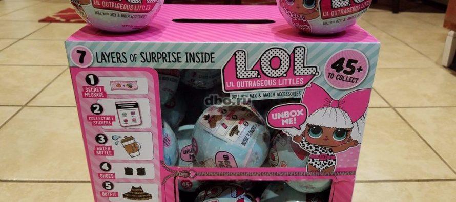 Куклы в шаре: новый тренд в мире игрушек