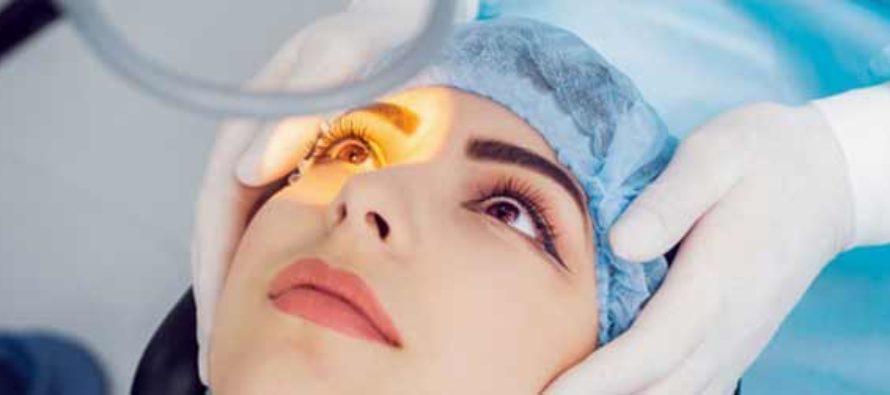 Основные методы лечения катаракты без операции