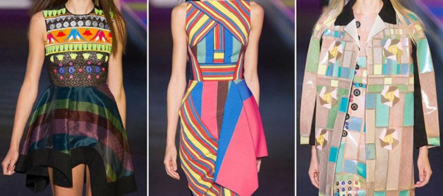Модные платья 2018года: основные тенденции