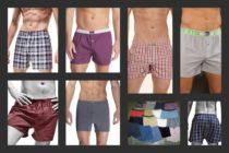 Разновидности мужского нижнего белья