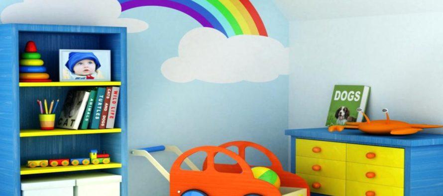 Решение для детской комнаты