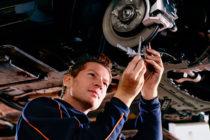 Техническое обслуживание Ford: уязвимость подвески