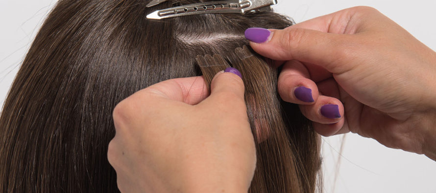 Выбираем волосы для наращивания правильно!