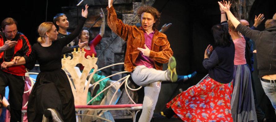 Театр музкомедии представляет премьеру мюзикла «Монте-Кристо. Я – Эдмон Дантес»
