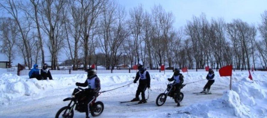 В Барнауле пройдет первенство по мотоскийорингу
