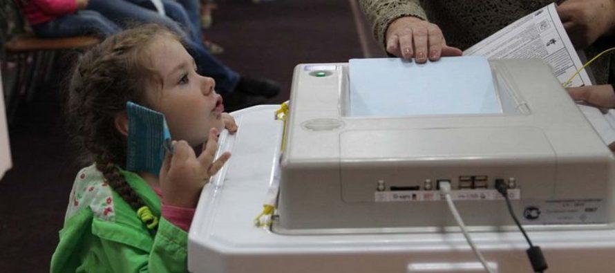 Французский наблюдатель: выборы в Алтайском крае соответствуют европейским стандартам