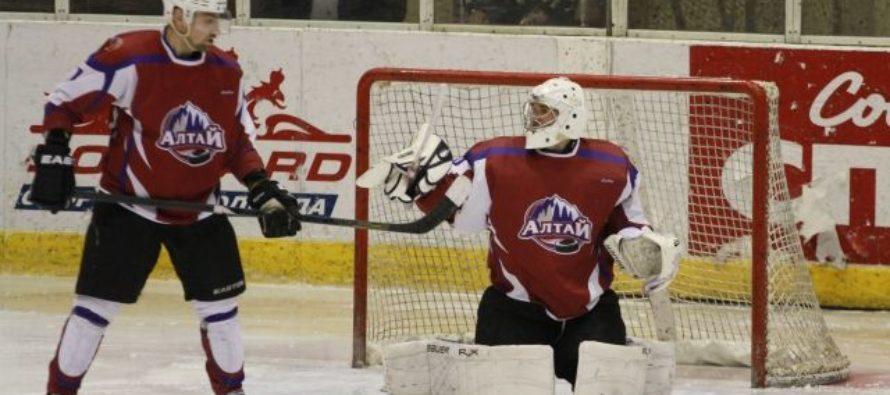 Хоккейный клуб «Алтай» завершил сезон первенства ВХЛ 2017-2018 года