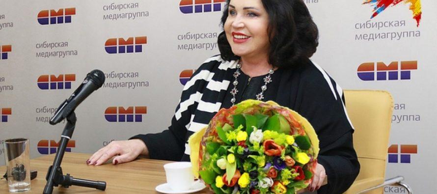 Надежда Бабкина: Моя мечта — приехать на Алтай со спектаклем «Калина красная»