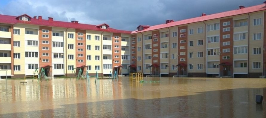 Александр Карлин рассказал о компенсации ущерба пострадавшим от паводка