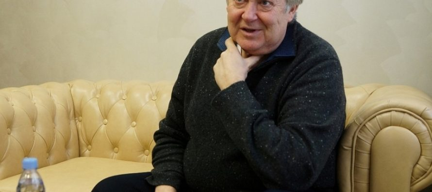 Юрий Стоянов: Наше знакомство с Ильей Олейниковым началось с двух бутылок водки