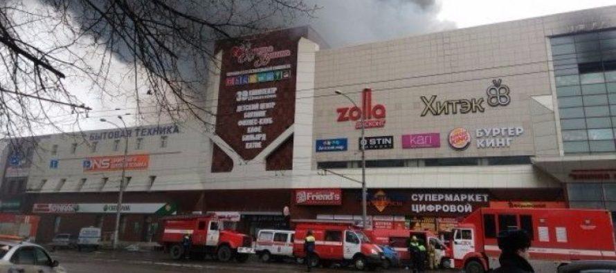 Торговые центры Алтайского края проверят по поручению Генпрокуратуры
