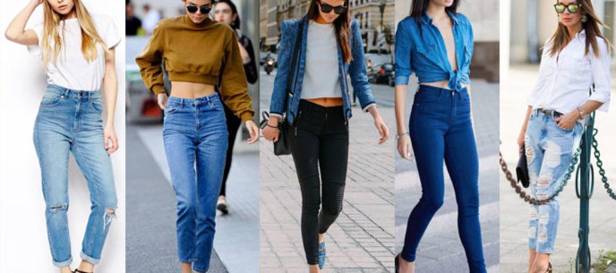 Джинсы оптом для модников и модниц, актуальные тенденции 2018