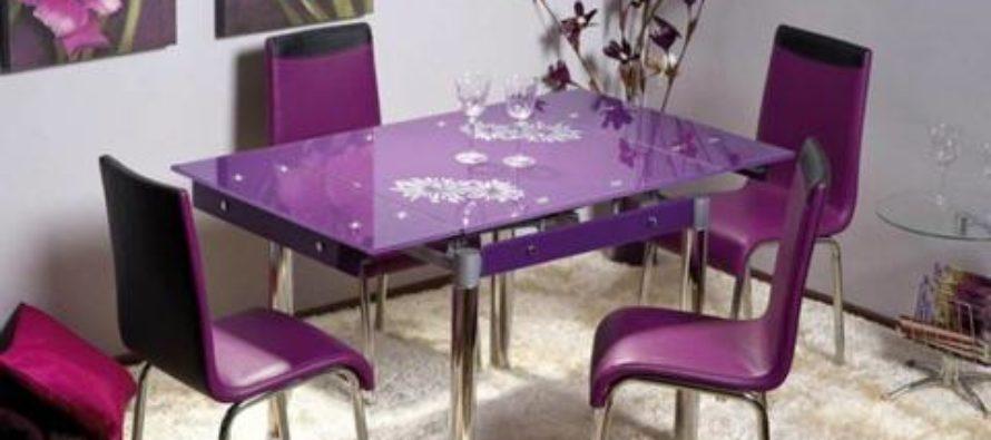 Грамотный выбор кухонного стола и стульев