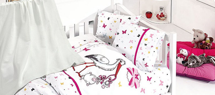 Выбор качественного текстиля для детей