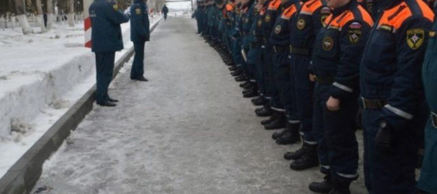 Из-за непогоды в районах Алтайского края увеличили группировку спасателей