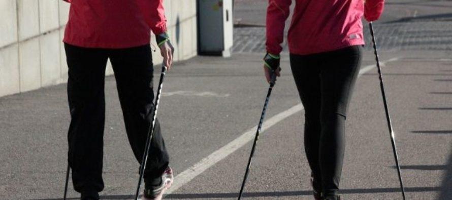 В Барнауле 7 апреля пройдет мастер-класс по скандинавской ходьбе