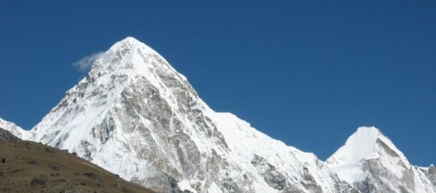 Барнаульский альпинист поднимется на Эверест