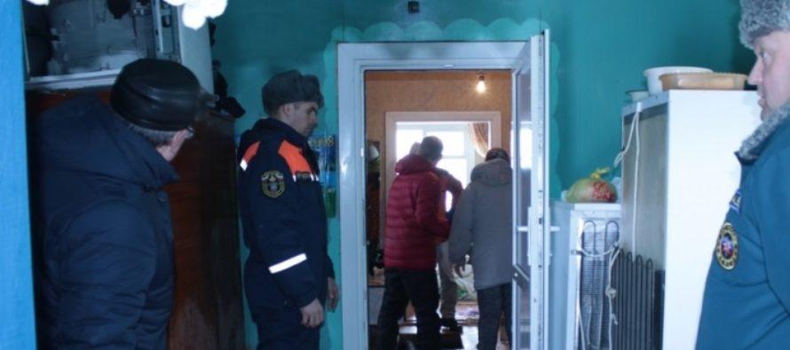 Спасатели МЧС работают во всех подтопленных пунктах Алтайского края