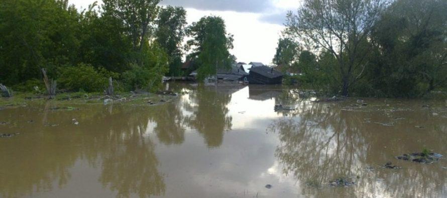 Алтайский край рассчитывает на федеральную помощь в связи с паводком