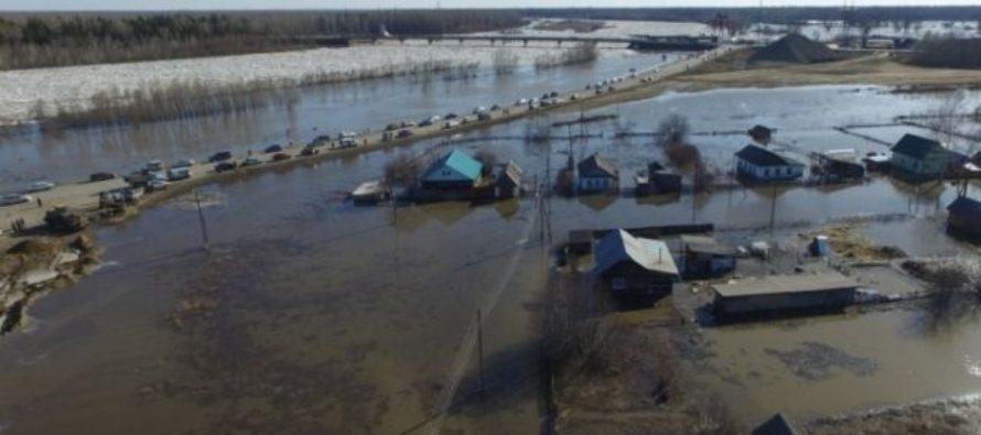 В Алтайском крае планируют снять режим ЧС до конца недели