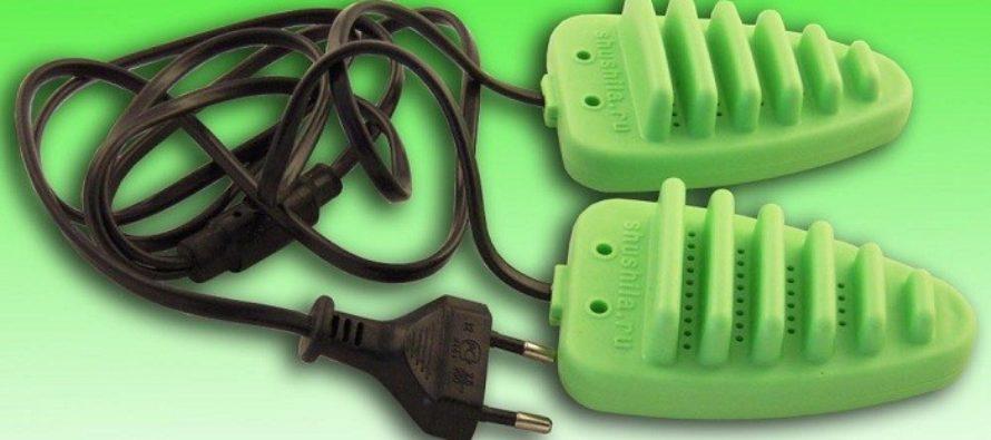 Электросушилка для обуви: советы по выбору