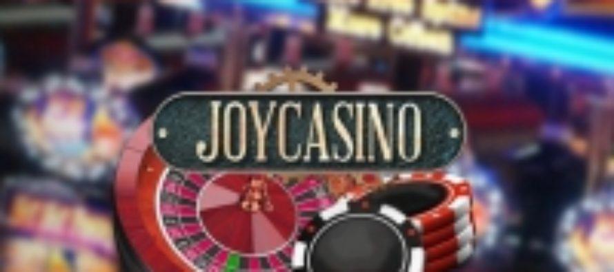 Казино Joycasinо: коллекция онлайн развлечений