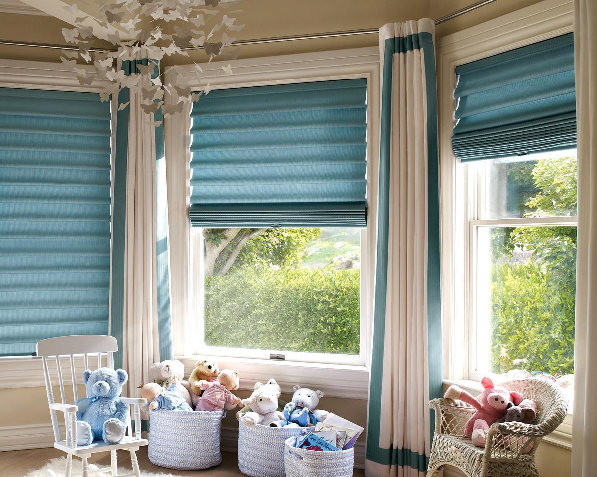Как правильно выбрать римские шторы для дома?