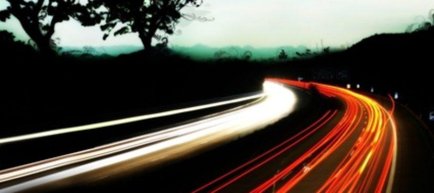 Скорость на шоссе