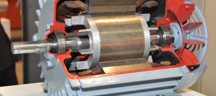 Принцип действия трехфазного асинхронного электродвигателя