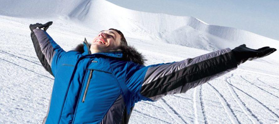 Что представляет собой куртка с климат-контролем?