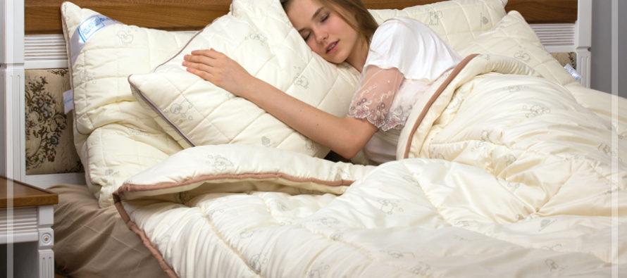 Рекомендации по выбору одеяла