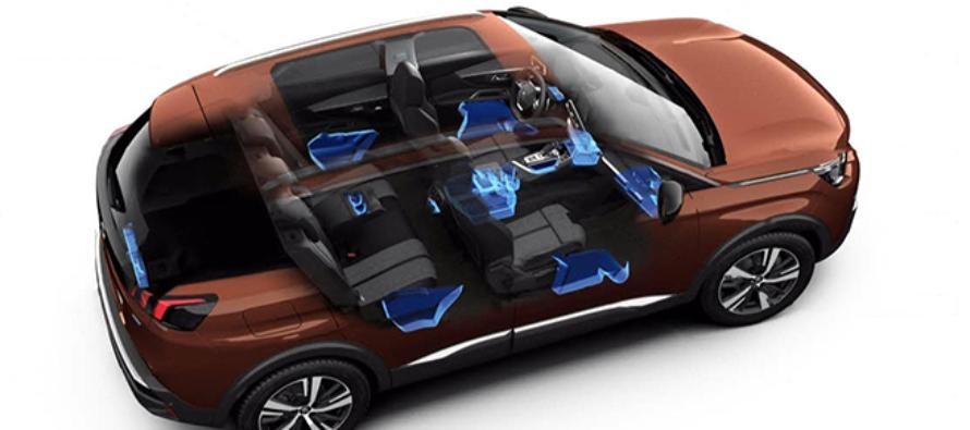 Ремонт автомобилей Peugeot у официального дилера
