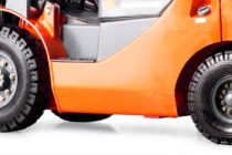 Особенности шин для вилочных погрузчиков