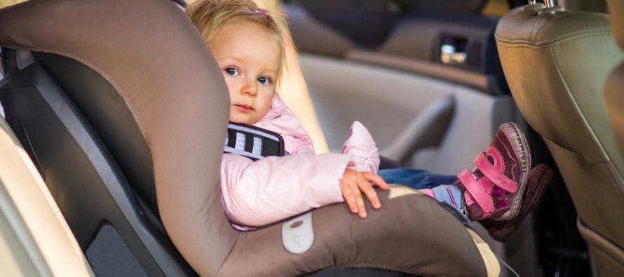 Вредно ли сидение в автокресле для ребенка