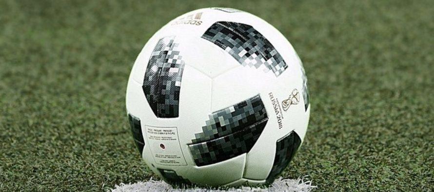 Автограф Роналдо. Россияне начали активно продавать футбольные мячи