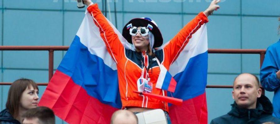 Британская газета считает, что ЧМ-2018 по футболу изменит взгляд многих людей на Россию