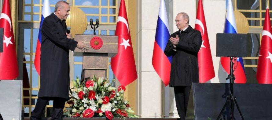 Эрдоган, который правит Турцией больше 15 лет, вновь стал президентом