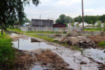 В Затоне ввели режим повышенной готовности из-за подъема уровня воды в Оби