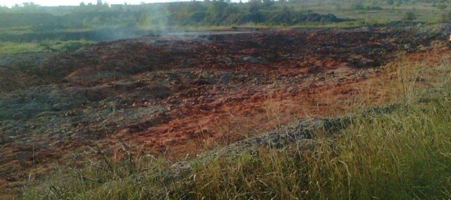 На Алтае группа лиц присвоила 40 млн рублей при утилизации опасных отходов