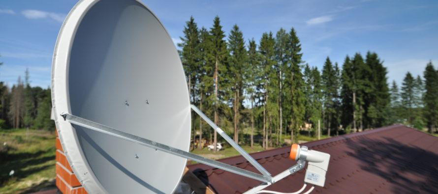 Особенности спутникового телевидения