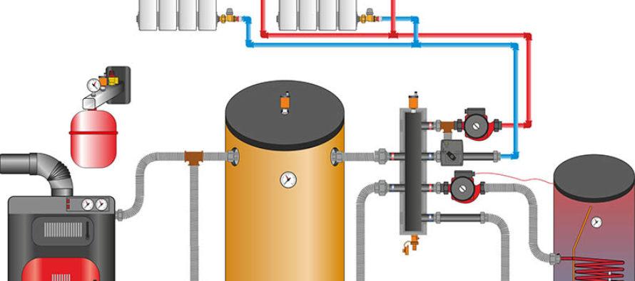 Теплоаккумуляторы — если энергию копить, меньше придется по счету копить
