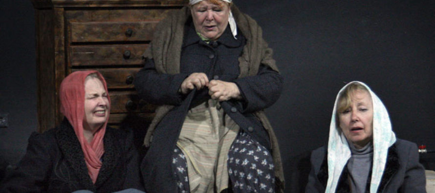 Театр драмы готовит спектакль «Время женщин» по книге Елены Чижовой
